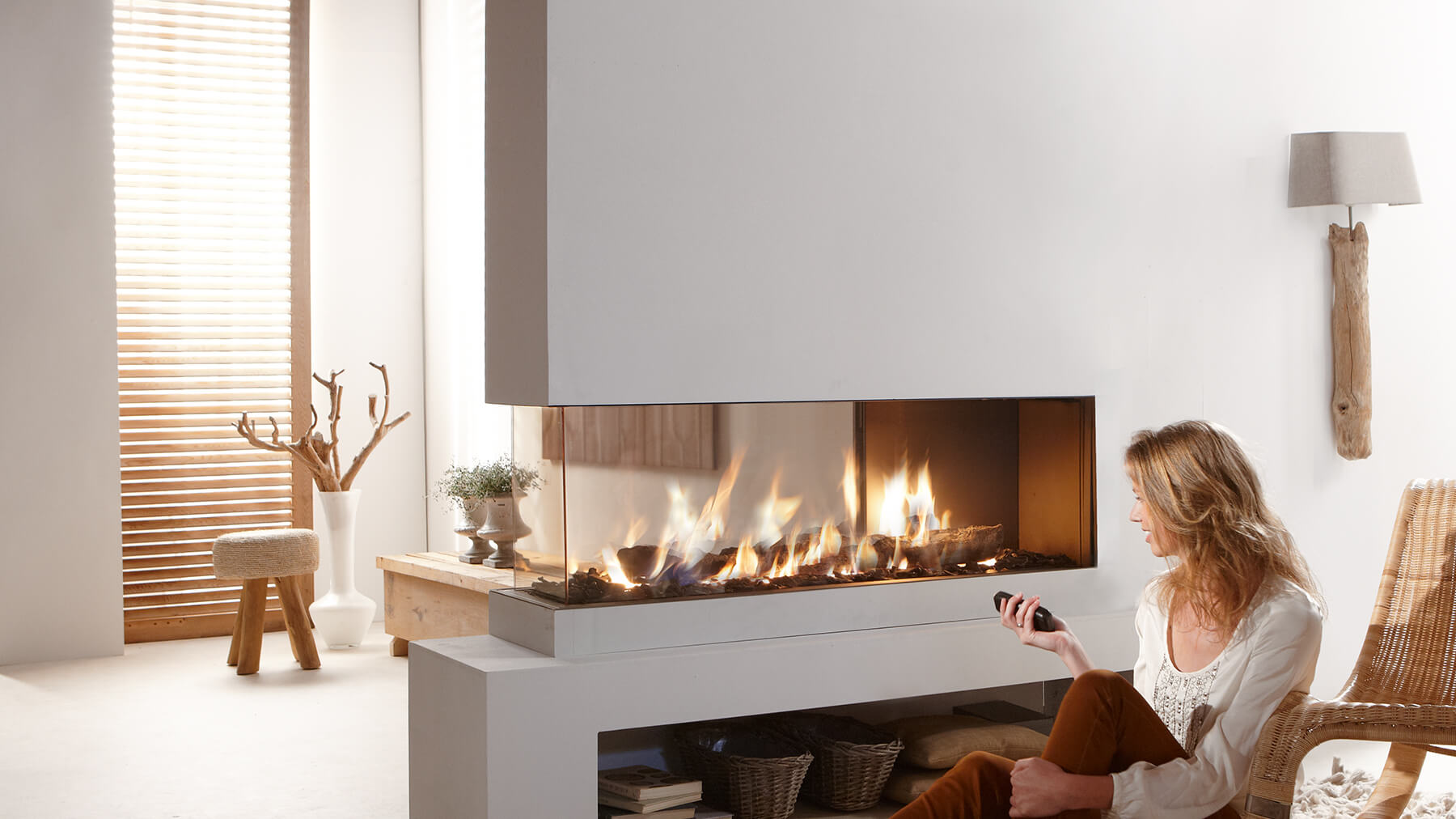 Chicago Fireplace Company's gas fireplace technicians have over 50 years combined experience working on direct vent